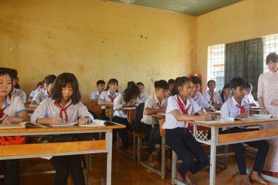 Điểm sáng giáo dục ở vùng dân tộc thiểu số